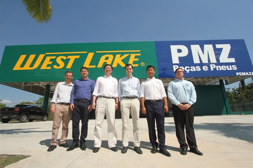 ZC Rubber has opened a Westlake store in Manaus, Brazil, a port city and capital of Amazonas state in northwestern Brazil.