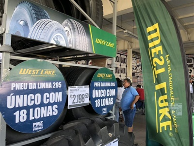 A look inside the new Westlake store in Manaus, Brazil.