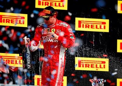 Ferrari's Kimi Raikkonen won the recent Forumula 1 San Antonio Grand Prix despite not having the best time for any of the three tire compounds.