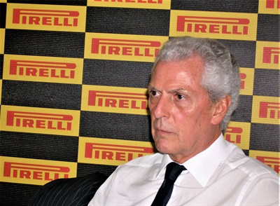 Marco Tronchetti Provera holds a number of positions within Pirelli & Cie SpA.