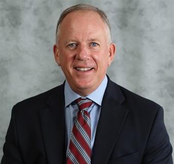 Thomas Perkins has served on PERC's advisory committee and as the company's chief business development officer and COO since 2012. Photo courtesy of Propane Education & Research Council.