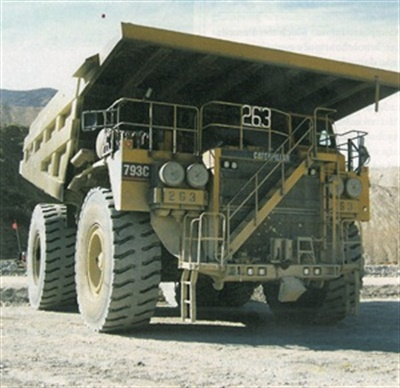 Purcell Tire has remained on the cutting edge of technology by adapting to changing trends, like retreading tires for large mining vehicles.