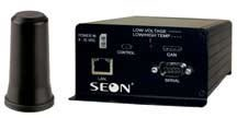 Seon's Smart-Reach wireless bridge makes swapping surveillance videotapes and hard drives obsolete.