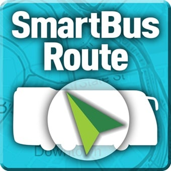 SmartTruckRoute is available for Android and Apple iOS smartphones and tablets. Photo: SmartTruckRoute