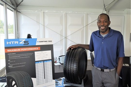 The HTR Z5 outperforms the HTR Z3 in ride comfort, wet braking, dry braking and wet handling, said TBC's Kyle Sanders.