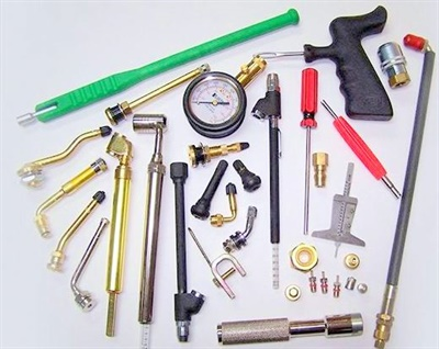 This is just a sample of Haltec's valve offerings.