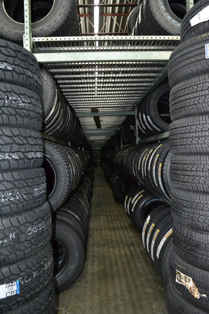 Premium tires suffered the biggest pricing setback in May 2017.
