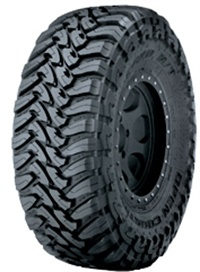 One of th plant's core products is the Toyo Open Country M/T.