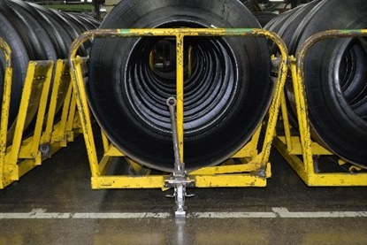 The tariffs apply to truck and bus tires, including tube-type, tubeless, radial or non-radial tires.