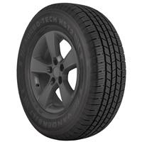 The Vanderbilt Turbo-Tech HST2 is backed by 65,000-mile limited treadwear warranty.