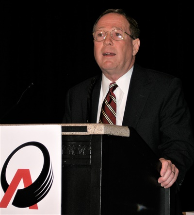 Terry Westhaver was inducted into the Tire Industry Hall of Fame in 2008.