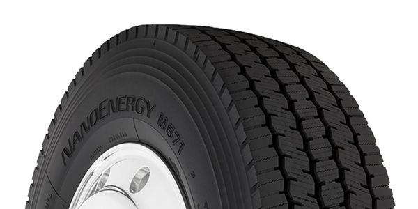 The new Toyo M671 is available in three SKUs: 295/75R22.5 G/14, 11R22.5 G/14, and 11R22.5 H/16.