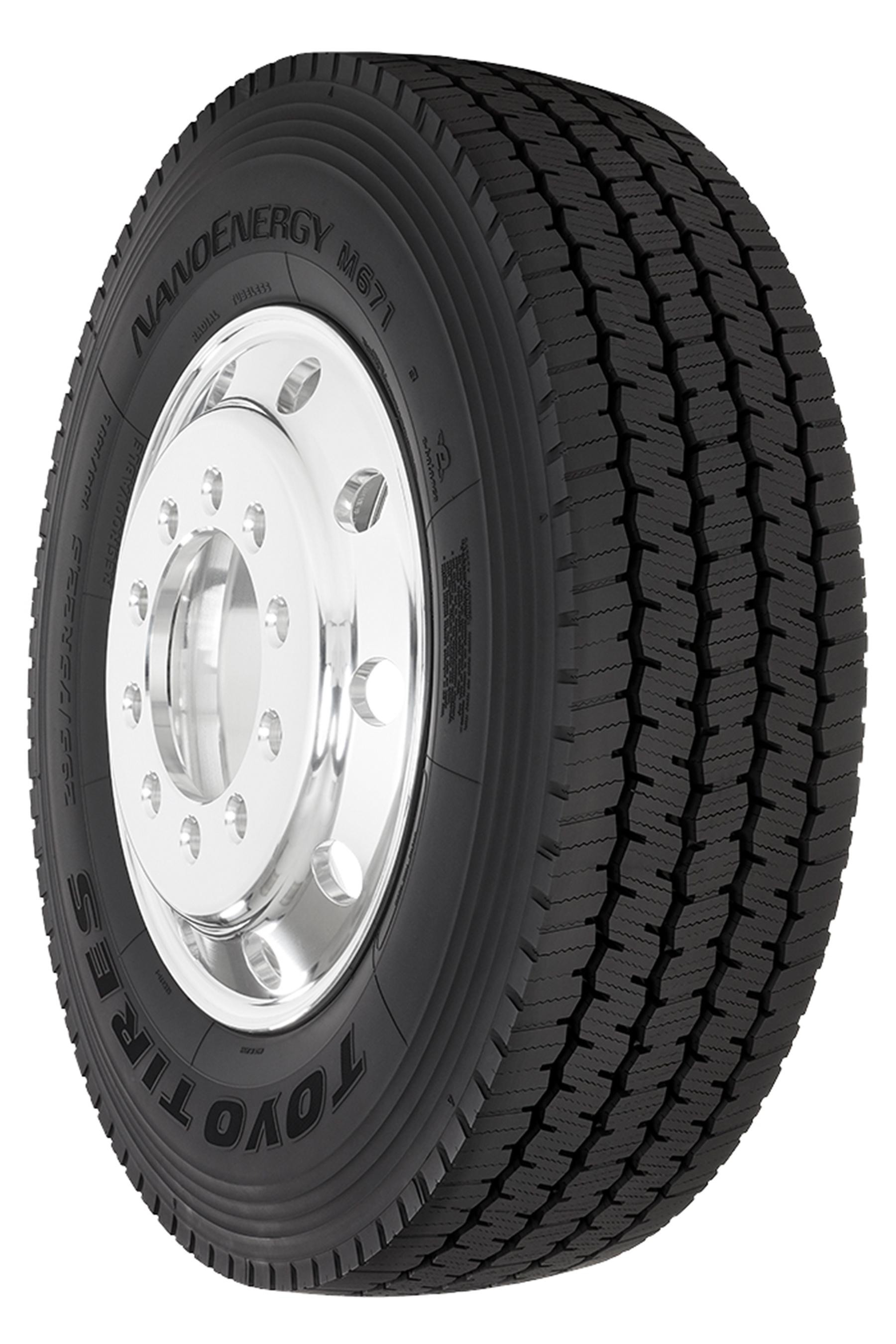 Toyo Launches Super-Regional Drive Tire