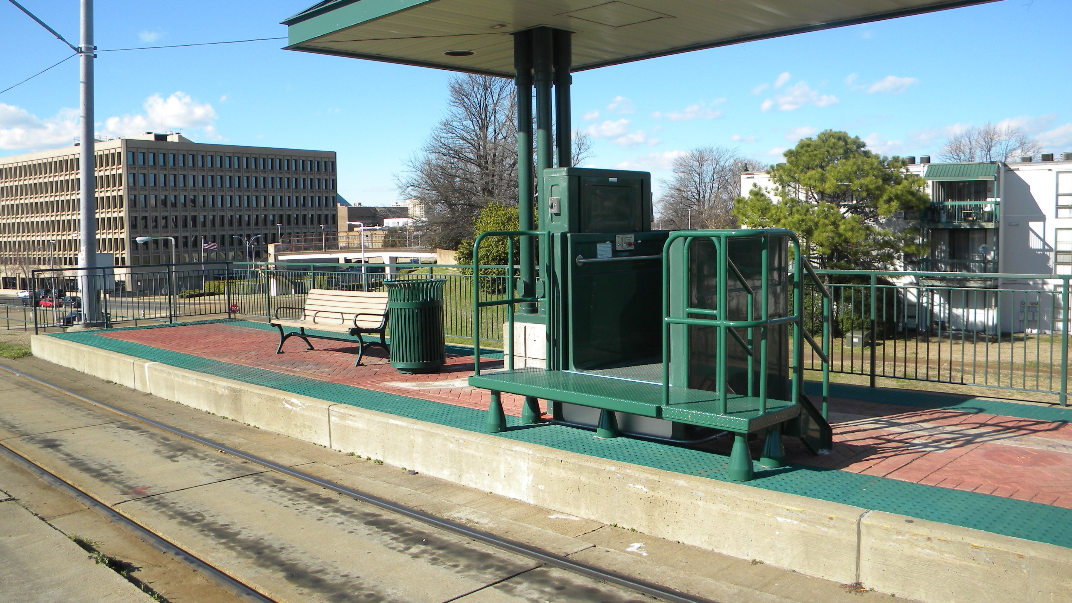 MATA upgrades trolley station lifts to better serve riders