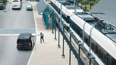Investing in new mobility technology via a public-private partnership can help create first- and...
