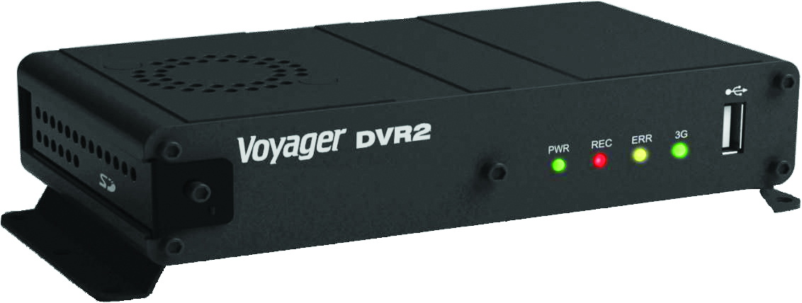 Dual camera DVR