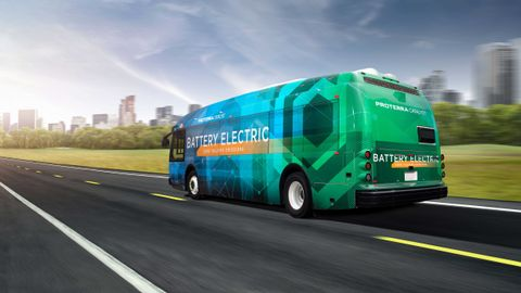 Proterra offers multiple leasing options, including the ability to lease the batteries, which...