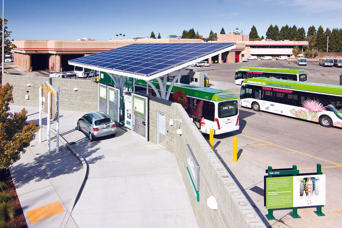 METRO focused on hydrogen fuel-cell electric test programs in Oakland, Calif.; Austin, Texas;...