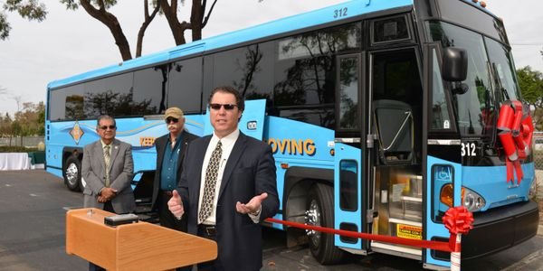 5 Questions: Ventura County Transportation Commission's Darren Kettle
