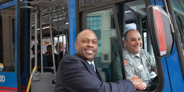 Q&A with Denver RTD's Phillip A. Washington