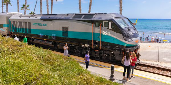 In June 2015, Metrolink became the first commuter rail system to launch Positive Train Control...