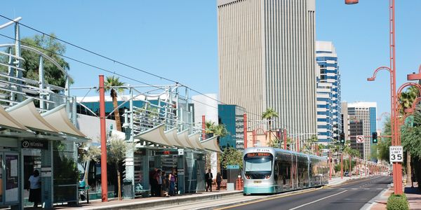 In just 12 short years, Valley Metro has implemented 26 miles of light rail, which has generated...