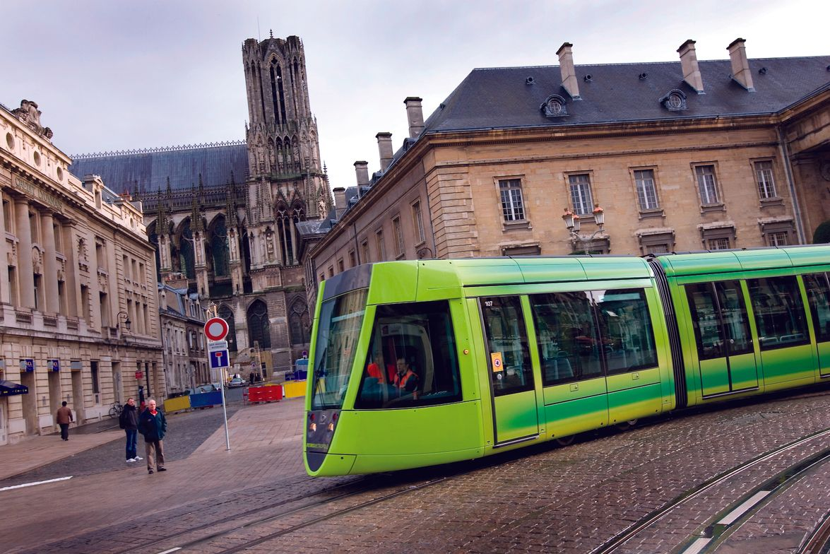 Alstom discusses bringing light rail advances to North America.