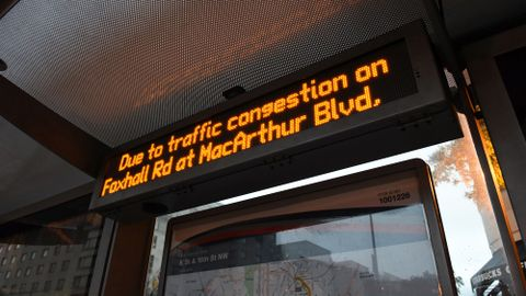By choosing digital signs that use alternative energy, such as solar power, transit agencies can...