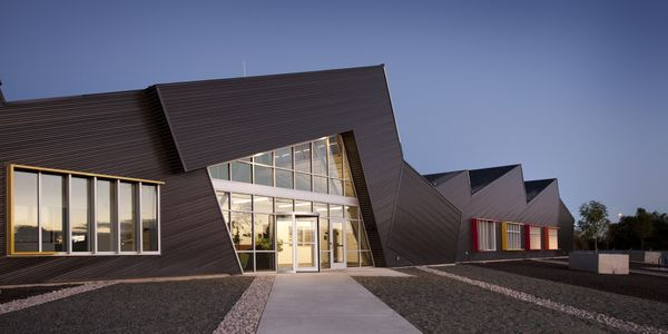 The Denver Central Platte Campus is very visible, making design aesthetics as key as...