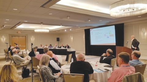 A session from the January 2019 Business Member Board of Governor's meeting held in Naples,...