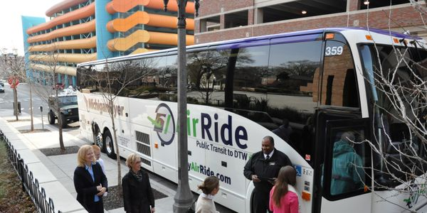 A partnership between Indian Trails and TheRide increased the daily frequency of roundtrips from...