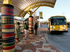 No. 28 Dallas Area Rapid Transit