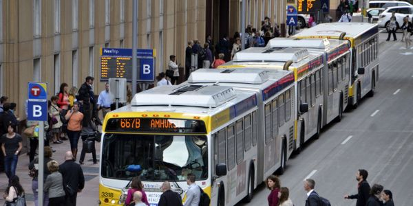 In addition to looking at other modes of transportation, transit agencies are also revamping...