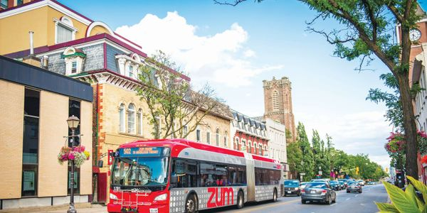 With a total of 438 vehicles, Ontario, Canada's Brampton Transit comes in at No. 48 in this...