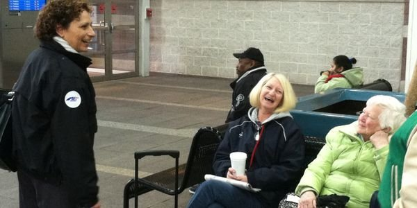 A key initiative at NJ TRANSIT for Hakim has been a focus on customer service at all levels as...
