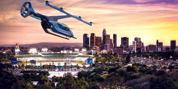 Flying taxis could transform our cities if we set the right rules