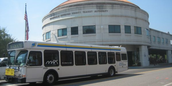 Birmingham, Ala.'s MAX has a bus capital replacement need of $29.4 million over the next four...