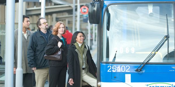Buses have fewer route restrictions and are ripe for innovations that can harness the...