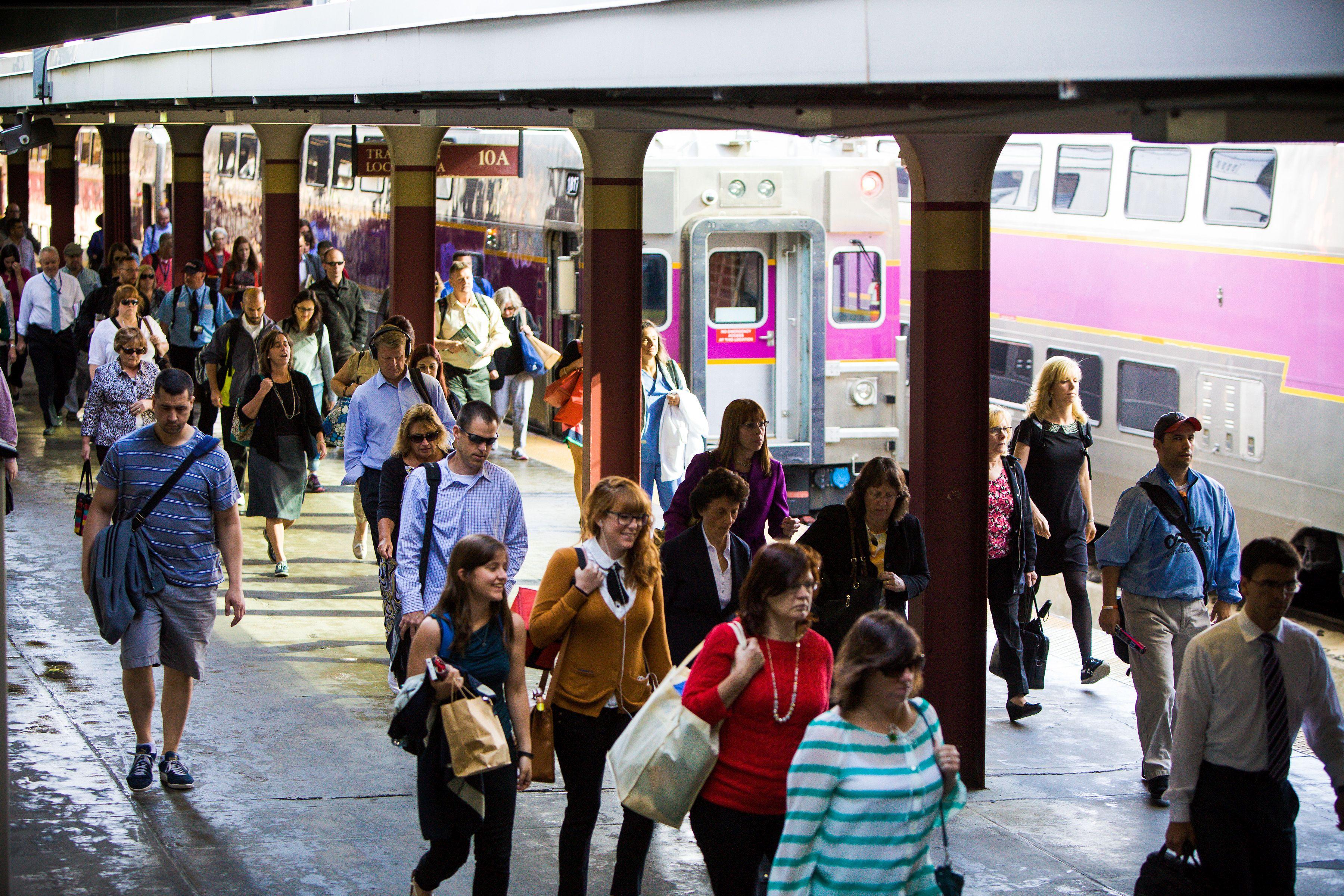 How Reverse Commutes Can Help Reshape Rail Ridership