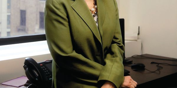 Catherine Rinaldi is president of Metro-North Railroad. Metro-North Railroad