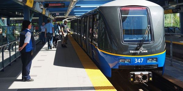 For the last three years, Vancouver's TransLink has the led the U.S. and Canada in ridership...