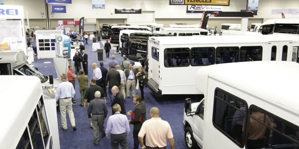 The busy show floor featured more than 130 exhibitors on the show floor.