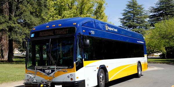 In April, Sacramento RT debuted the first 30 CNG buses built by Gillig, which were designed with...