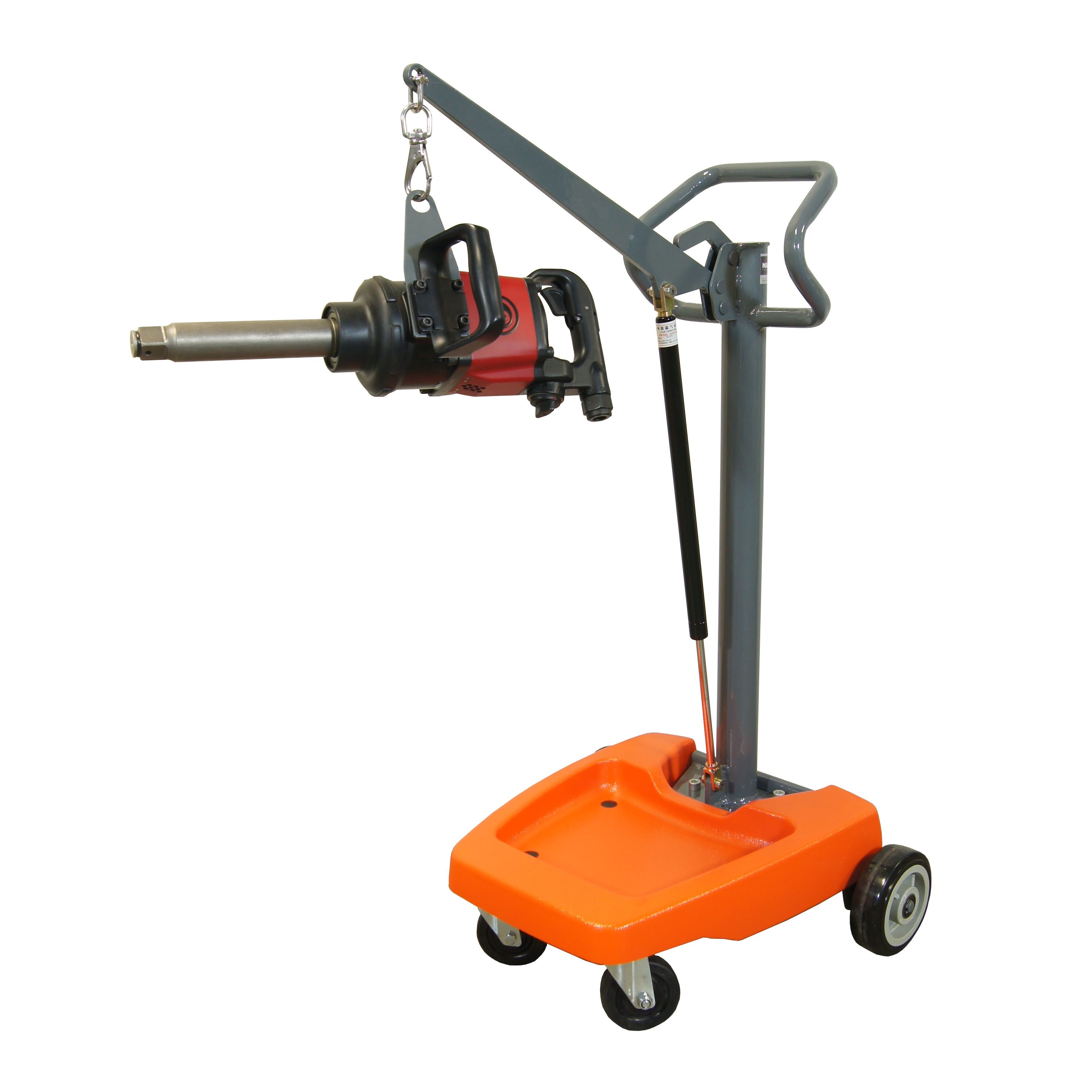 Martins Industries Unveils Mobile Impact Wrench Support Stand