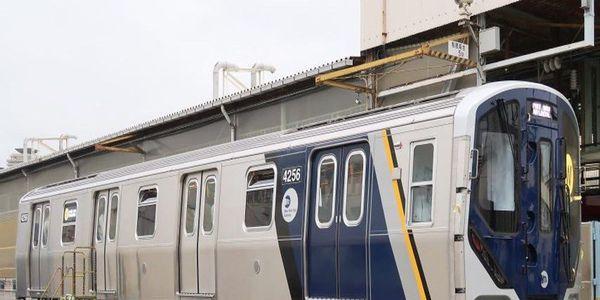 NY MTA unveils first look of next-gen subway cars
