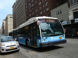 With input from the local community, DOT and MTA NYC Transit developed the 86th Street SBS...