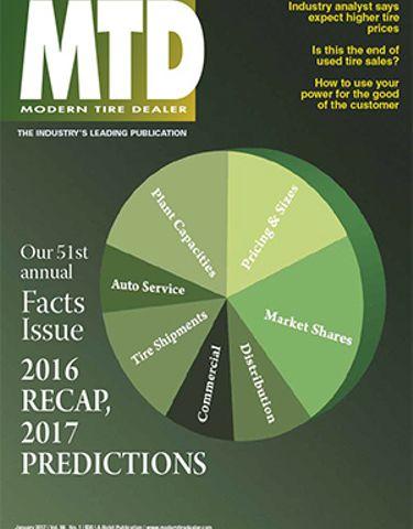 2017 Modern Tire Dealer Facts Issue