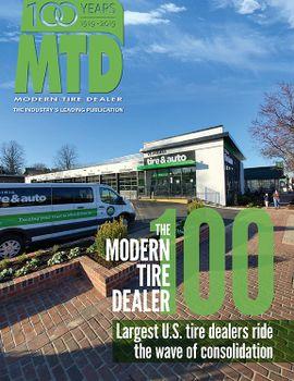 2019 Modern Tire Dealer 100
