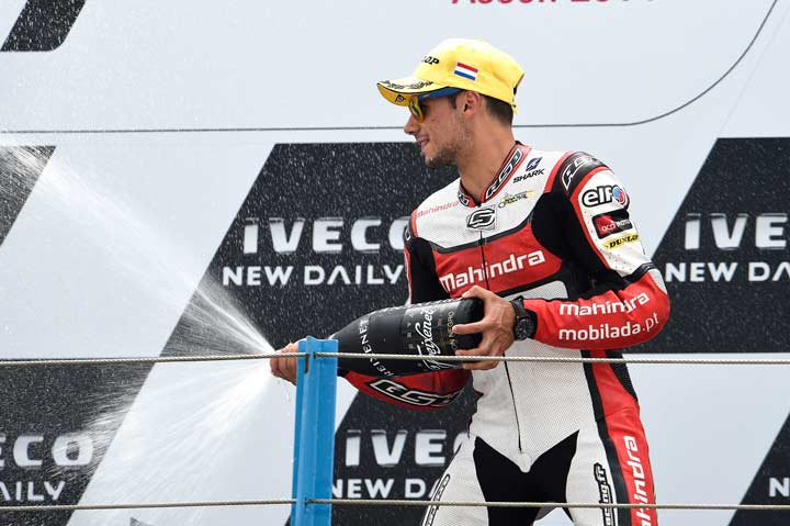 Mahindra looks forward to exciting new Moto3 challenge