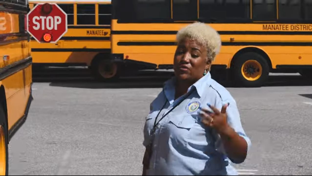 School Bus Songs: 'I Drive A Bus And It's All Because…'